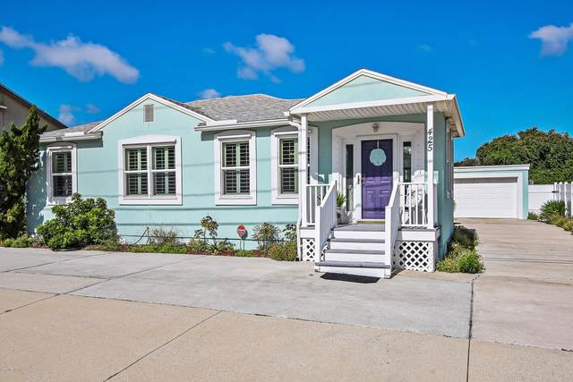 425 S Fletcher Ave, Fernandina Beach, FL 32034 (MLS #1060335) :: The Hanley Home Team