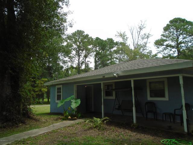 505 Memorial Park Rd, Jacksonville, FL 32220 (MLS #1060813) :: EXIT Real Estate Gallery