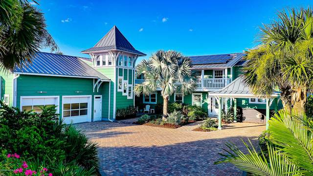 409 Ponte Vedra Blvd, Ponte Vedra Beach, FL 32082 (MLS #1061032) :: Noah Bailey Group