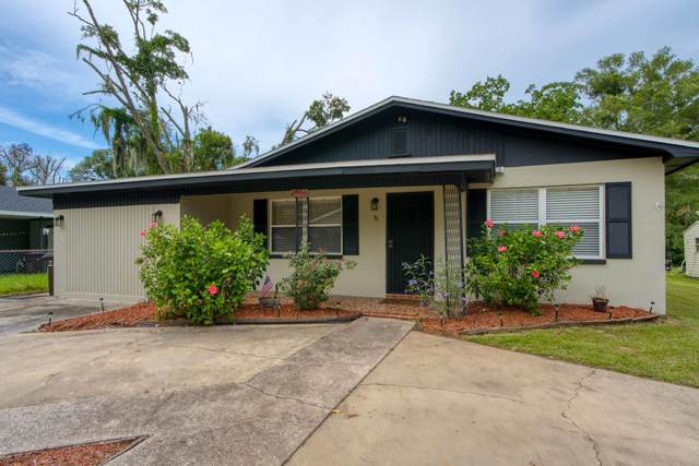 35 Nesmith Ave, St Augustine, FL 32084 (MLS #1061436) :: Memory Hopkins Real Estate