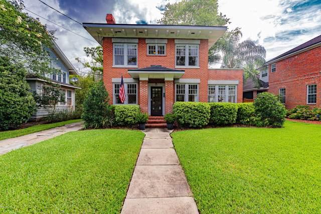 1419 Avondale Ave, Jacksonville, FL 32205 (MLS #1061468) :: The Hanley Home Team