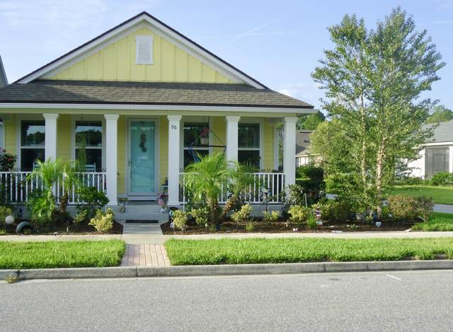 96 Clarys Run, St Augustine, FL 32092 (MLS #1061588) :: The Volen Group, Keller Williams Luxury International