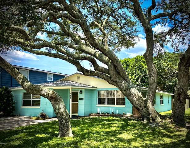 520 Seagate Ave, Neptune Beach, FL 32266 (MLS #1062028) :: Keller Williams Realty Atlantic Partners St. Augustine