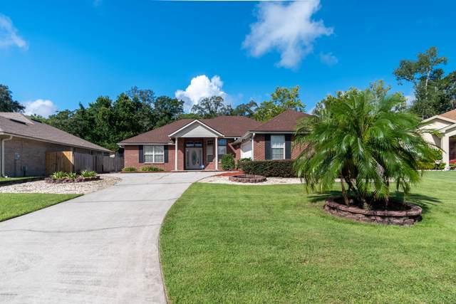 3029 Bluejack Ct, Orange Park, FL 32073 (MLS #1062053) :: Homes By Sam & Tanya