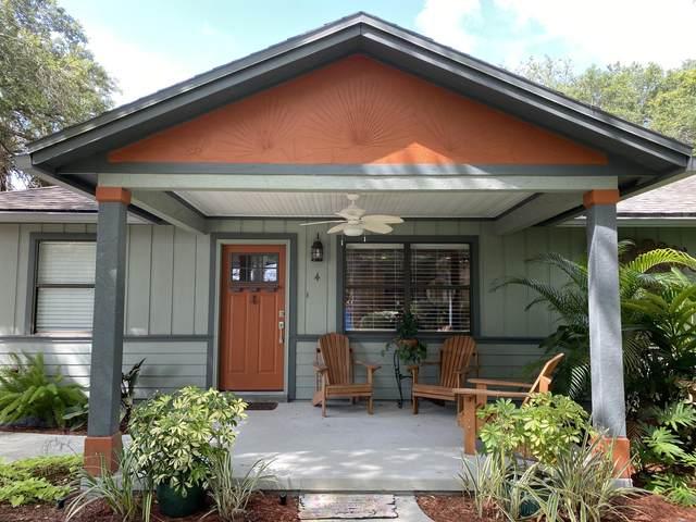 4 Althea St, St Augustine, FL 32084 (MLS #1062104) :: Memory Hopkins Real Estate
