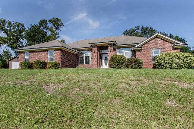 2176 Ginhouse Dr, Middleburg, FL 32068 (MLS #1062341) :: Berkshire Hathaway HomeServices Chaplin Williams Realty