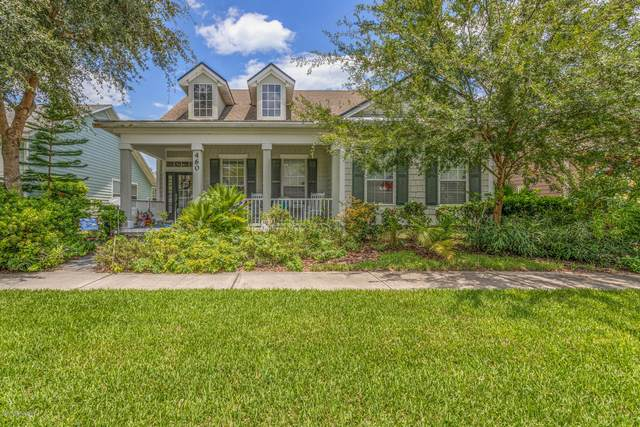 460 High Tide Dr, St Augustine, FL 32080 (MLS #1062876) :: The Hanley Home Team
