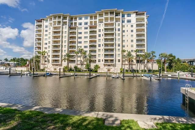 14402 Marina San Pablo Pl #506, Jacksonville, FL 32224 (MLS #1063216) :: The Newcomer Group