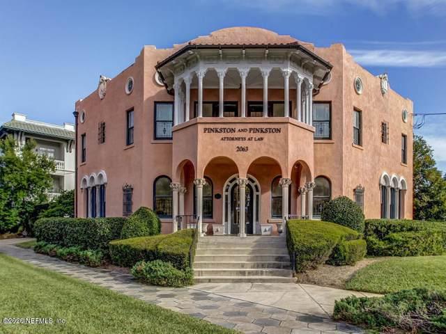 2063 Oak St, Jacksonville, FL 32204 (MLS #1063238) :: Century 21 St Augustine Properties