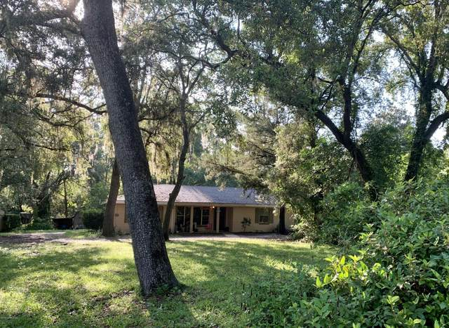 936 Co Rd 21, Hawthorne, FL 32640 (MLS #1063258) :: Berkshire Hathaway HomeServices Chaplin Williams Realty