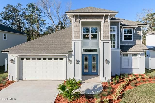 444 Windwalker Dr, St Augustine, FL 32092 (MLS #1063319) :: Homes By Sam & Tanya