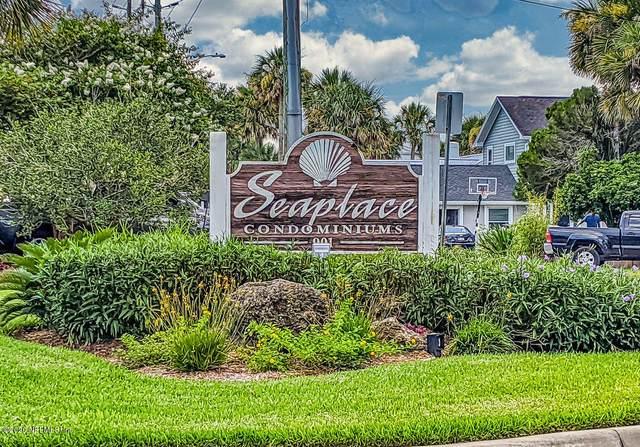 901 Ocean Blvd #22, Atlantic Beach, FL 32233 (MLS #1063415) :: The Hanley Home Team