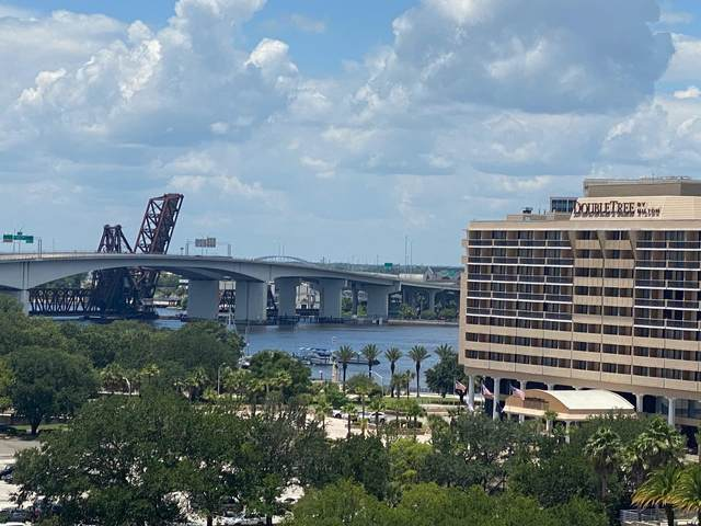 1478 Riverplace Blvd #904, Jacksonville, FL 32207 (MLS #1063709) :: The Newcomer Group