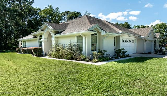 3666 Clubhouse Dr A, GREEN COVE SPRINGS, FL 32043 (MLS #1063975) :: Menton & Ballou Group Engel & Völkers