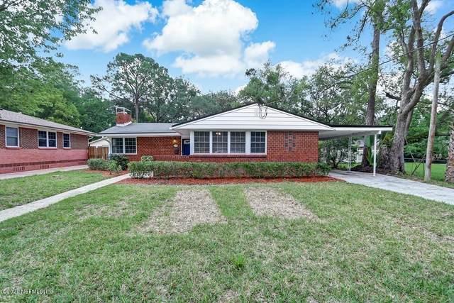 731 S Shores Rd, Jacksonville, FL 32207 (MLS #1064126) :: The Hanley Home Team