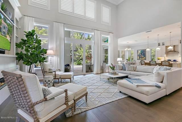 401 Payasada Lakes Ave, Ponte Vedra Beach, FL 32082 (MLS #1064217) :: Oceanic Properties