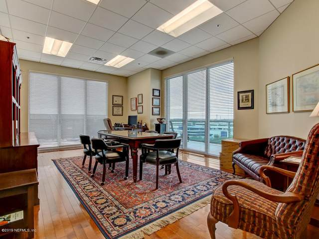 1431 Riverplace Blvd #910, Jacksonville, FL 32207 (MLS #1064301) :: The Volen Group, Keller Williams Luxury International