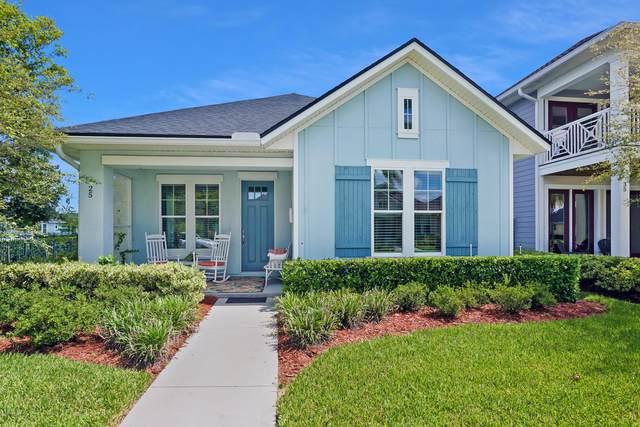 25 Morningstar Way, Ponte Vedra, FL 32081 (MLS #1064443) :: Keller Williams Realty Atlantic Partners St. Augustine