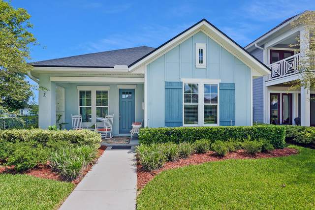25 Morningstar Way, Ponte Vedra, FL 32081 (MLS #1064443) :: The Hanley Home Team