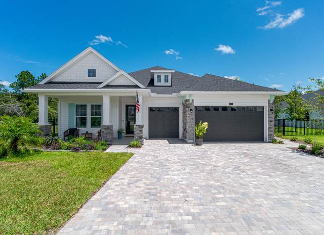 371 Windley Dr, St Augustine, FL 32092 (MLS #1064456) :: The Volen Group, Keller Williams Luxury International