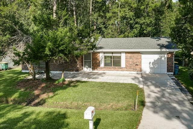 3616 Eunice Rd, Jacksonville, FL 32250 (MLS #1064756) :: The Hanley Home Team