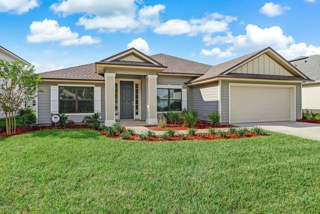 86618 Illusive Lake Ct #032, Yulee, FL 32097 (MLS #1064844) :: Engel & Völkers Jacksonville