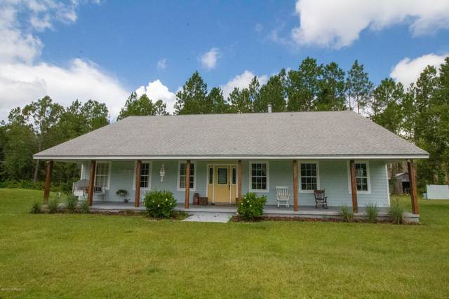 3306 NE County Rd 219A, Hawthorne, FL 32640 (MLS #1064918) :: EXIT Real Estate Gallery