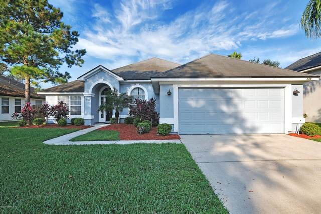 748 Hazelmoor Ln, Ponte Vedra, FL 32081 (MLS #1065001) :: The Impact Group with Momentum Realty