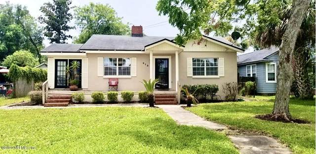 212 Trout River Dr, Jacksonville, FL 32208 (MLS #1065236) :: Memory Hopkins Real Estate