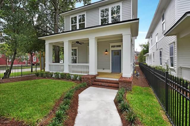2500 College St, Jacksonville, FL 32204 (MLS #1065252) :: The Hanley Home Team