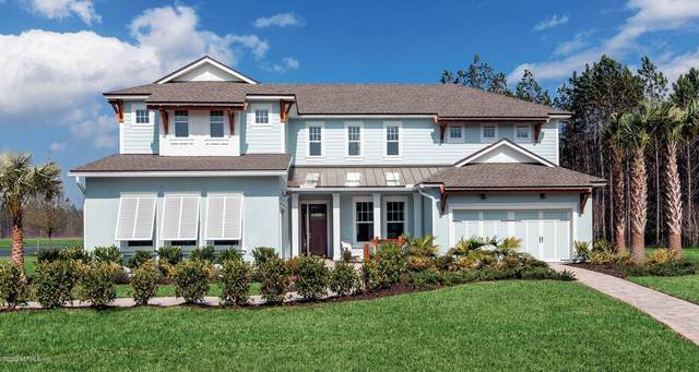 93 Lake Mist Ct, St Johns, FL 32259 (MLS #1065865) :: Memory Hopkins Real Estate