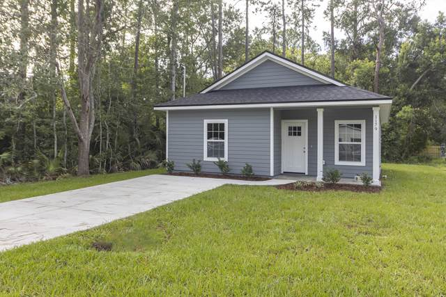 1179 Butler Ave, St Augustine, FL 32084 (MLS #1065958) :: The Hanley Home Team