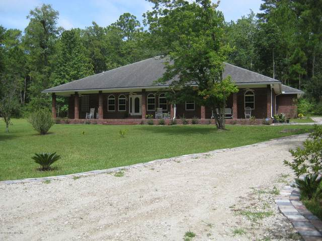 2814 S Periwinkle Ave, Middleburg, FL 32068 (MLS #1066168) :: The Perfect Place Team