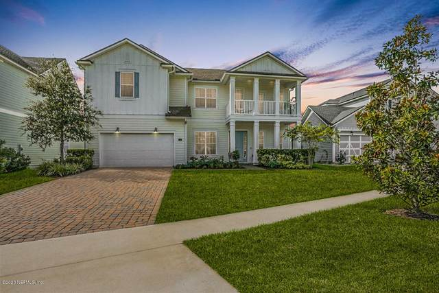 44 Stingray Bay Rd, Ponte Vedra, FL 32081 (MLS #1066564) :: Homes By Sam & Tanya