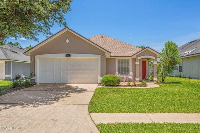 628 Longcrest Ln, Orange Park, FL 32065 (MLS #1066775) :: Berkshire Hathaway HomeServices Chaplin Williams Realty