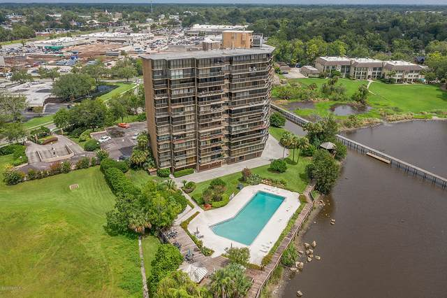 4401 Lakeside Dr #603, Jacksonville, FL 32210 (MLS #1066847) :: The Impact Group with Momentum Realty