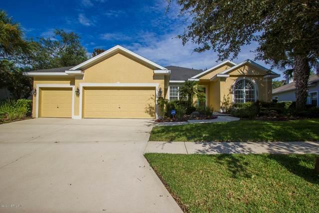 16 N Park Cir, Palm Coast, FL 32137 (MLS #1067112) :: Berkshire Hathaway HomeServices Chaplin Williams Realty
