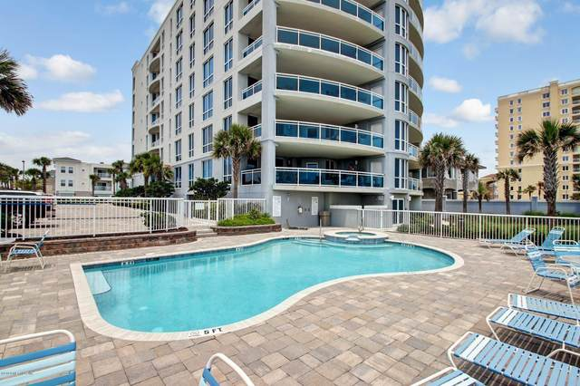 807 1ST St N #201, Jacksonville Beach, FL 32250 (MLS #1067146) :: The Every Corner Team