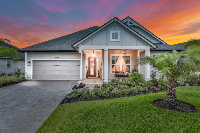 260 Firefly Trce, St Augustine, FL 32092 (MLS #1067150) :: The Hanley Home Team