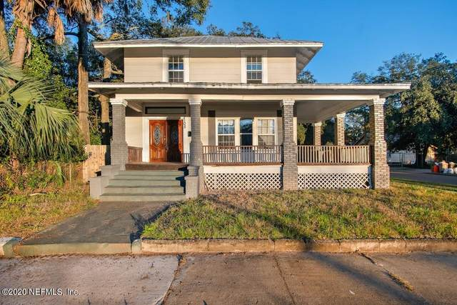 2105 Evergreen Ave, Jacksonville, FL 32206 (MLS #1067366) :: The Newcomer Group