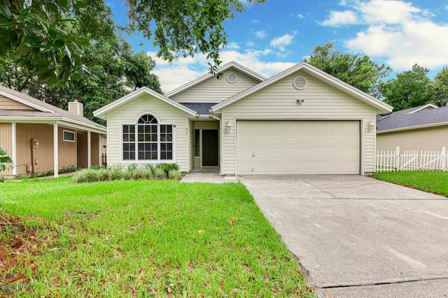 4356 Lake Woodbourne Dr, Jacksonville, FL 32217 (MLS #1067375) :: Bridge City Real Estate Co.
