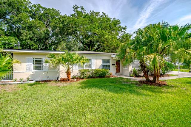 1927 Lakewood Cir, Jacksonville, FL 32207 (MLS #1067515) :: The DJ & Lindsey Team