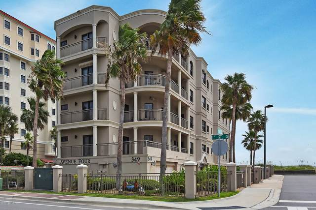 349 1ST St S #301, Jacksonville Beach, FL 32250 (MLS #1068374) :: The Every Corner Team