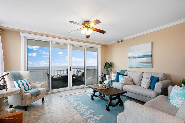 1415 1ST St N #801, Jacksonville Beach, FL 32250 (MLS #1068441) :: Memory Hopkins Real Estate
