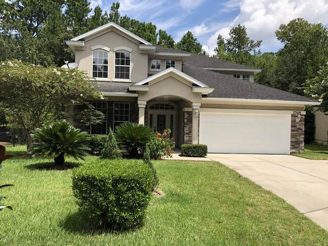 2308 Crooked Pine Ln, Orange Park, FL 32003 (MLS #1068558) :: Momentum Realty