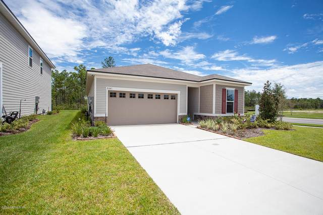 2041 Amberly Dr, Middleburg, FL 32068 (MLS #1069213) :: Oceanic Properties