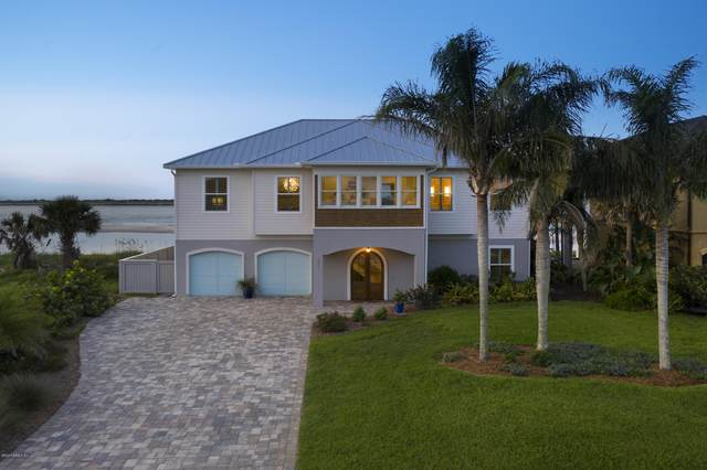 421 Porpoise Point Dr, St Augustine, FL 32084 (MLS #1069225) :: The Perfect Place Team