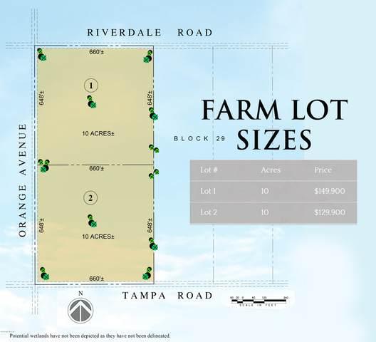 1000 Orange Ave #1, St Augustine, FL 32092 (MLS #1069543) :: Memory Hopkins Real Estate