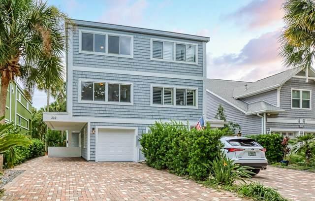 332 2ND St, Atlantic Beach, FL 32233 (MLS #1069654) :: Memory Hopkins Real Estate