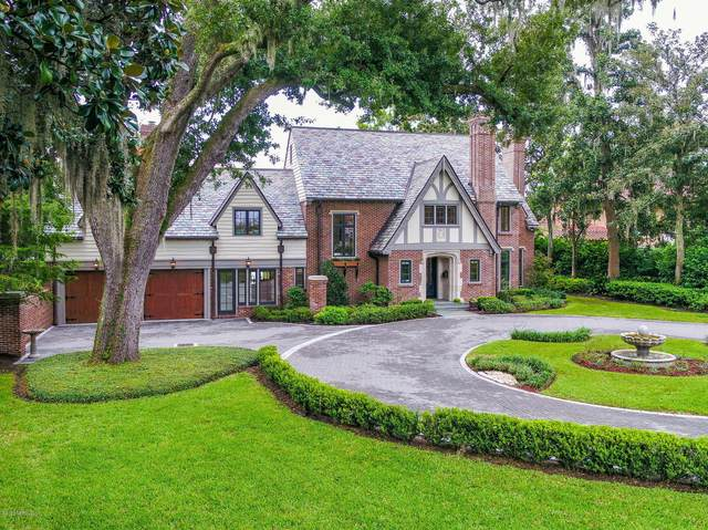 4105 Ortega Blvd, Jacksonville, FL 32210 (MLS #1069722) :: Menton & Ballou Group Engel & Völkers